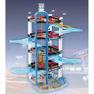 Bosch garáž - 5 podlaží