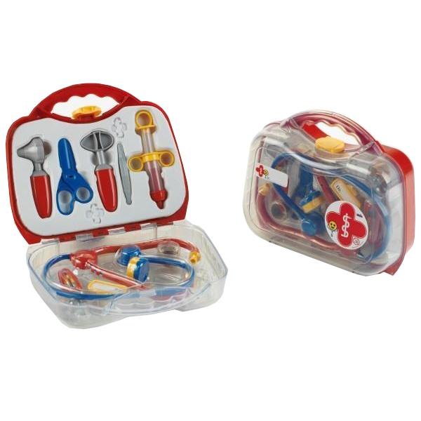 Střední doktorský kufřík s doplňky
