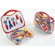 Doktorský kufřík s doplňky