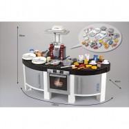 Kuchyňka Bosch s kávovarem, velká