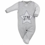 2-dielna kojenecká súprava Koala Star šedá
