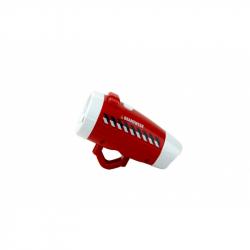 Hasičská svítilna na kolo se zvukem