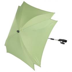ZOPA UV slnečník štvorcový Zelený