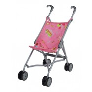 Wózek Sim różowy 12601
