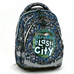 Školní batoh Elasti City