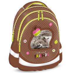 Školní batoh Hedgehog