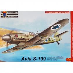 Avia S-199 Izrael / CZ