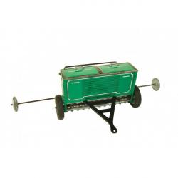 Secí stroj kov 11cm v krabičce Kovap