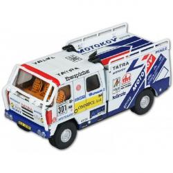 Auto Tatra 815 rallye kov 18cm 1:43