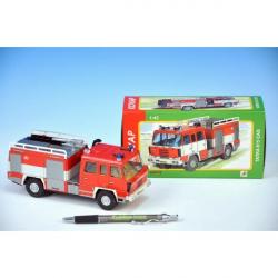Tatra 815 hasiči kov 18cm 1:43 v krabičce Kovap
