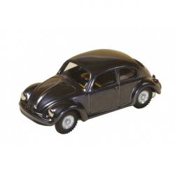 Auto VW brouk kov 11cm tmavě šedivé v krabičce Kovap