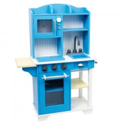 Dětská kuchyňka dřevěná velká 6561