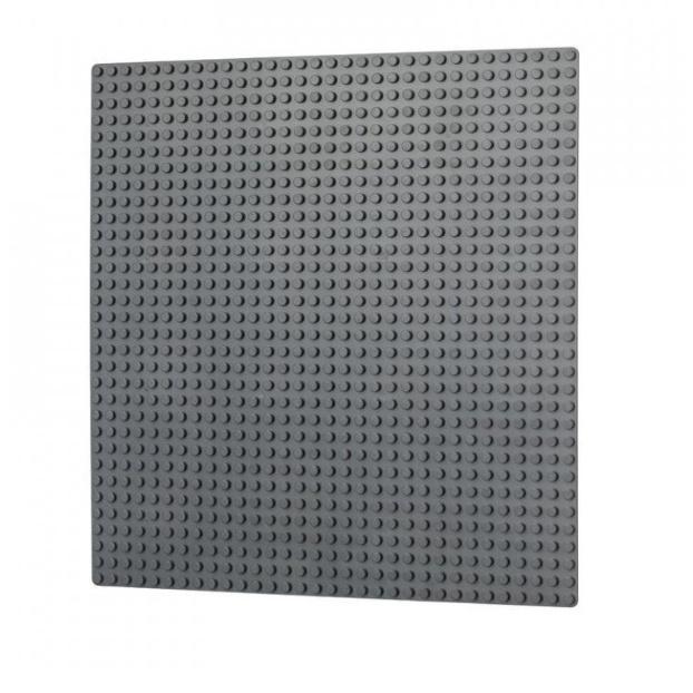 L-W Toys Základová deska 32x32 tmavě šedá