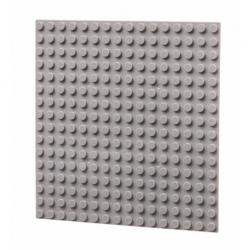L-W Toys Základová deska 16x16 světle šedá