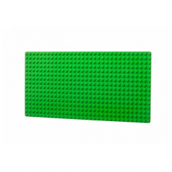 LW Toys Doska pre najmenších staviteľa 16x32 bodov (25,5x51 cm)
