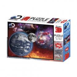 3D Puzzle Vesmír 500 dielikov
