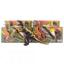 Dinosaurus chodiaci so zvukom