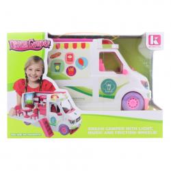 Auto piknik pro panenky