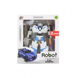 Robot skladaci - športové auto