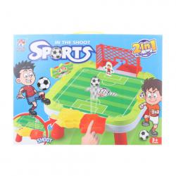 Hra futbal 2v1
