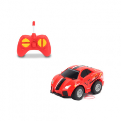 Auto športové červené RC 1:43