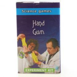 Experimentální sada - ručně tvarovaná guma