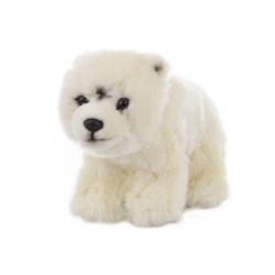 Plyš Ľadový medveď 24 cm