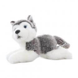 Plyš Husky ležiaci 23 cm