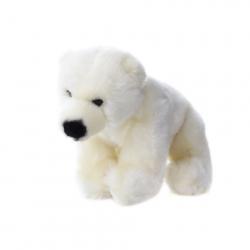 Plyš Ľadový medveď 22 cm