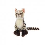 Plyš Divoká kočka 28 cm
