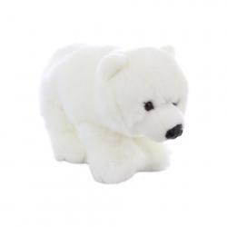 Plyš Ľadový medveď 40 cm