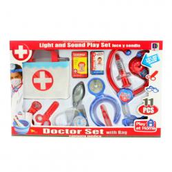 Zestaw baterii medycznych