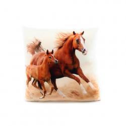 Vankúšik 33 x 33 cm kone