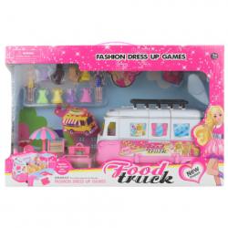 Jedálenský vozeň pre bábiky