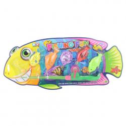 Rybičky s prútom