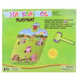 Hrací koberec Chytanie krtkov