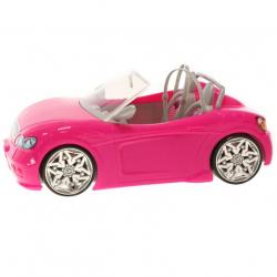 AUTO różowe cabrio