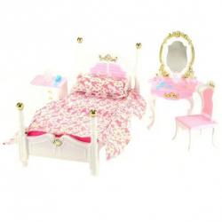 Ložnice pro panenky Glorie