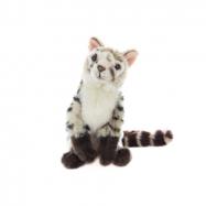 Plyš Divoká kočka 26 cm