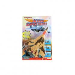 Letadlo baterie létací