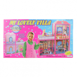 Domček pre bábiky menšie
