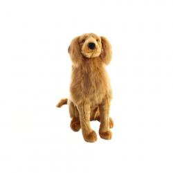 Plush Dog Retriever 62 cm
