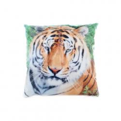 Vankúšik 33 x 33 cm tiger