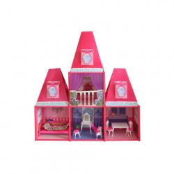 Domček pre bábiky 106 cm
