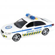 Auto městská policie s českým hlasem
