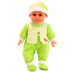 Bábätko zvukové zelené