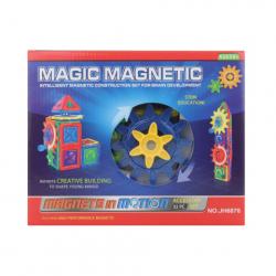 Magnetická stavebnica 32 ks