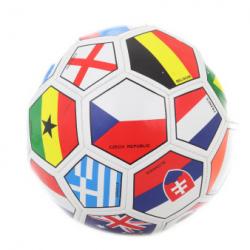Futbalová lopta vlajky