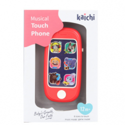 Baby dotykový telefón na batérie