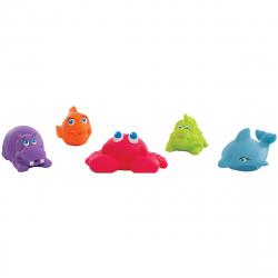 Playgro - Morské zvieratká 5 ks